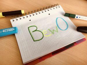 Bewerbung mit BewO ab 20.01.2020