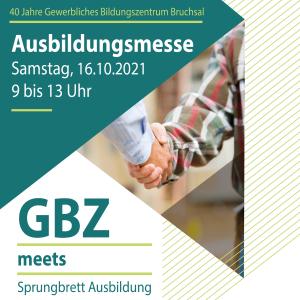 Read more about the article Ausbildungsmesse GBZ meets Sprungbrett Ausbildung