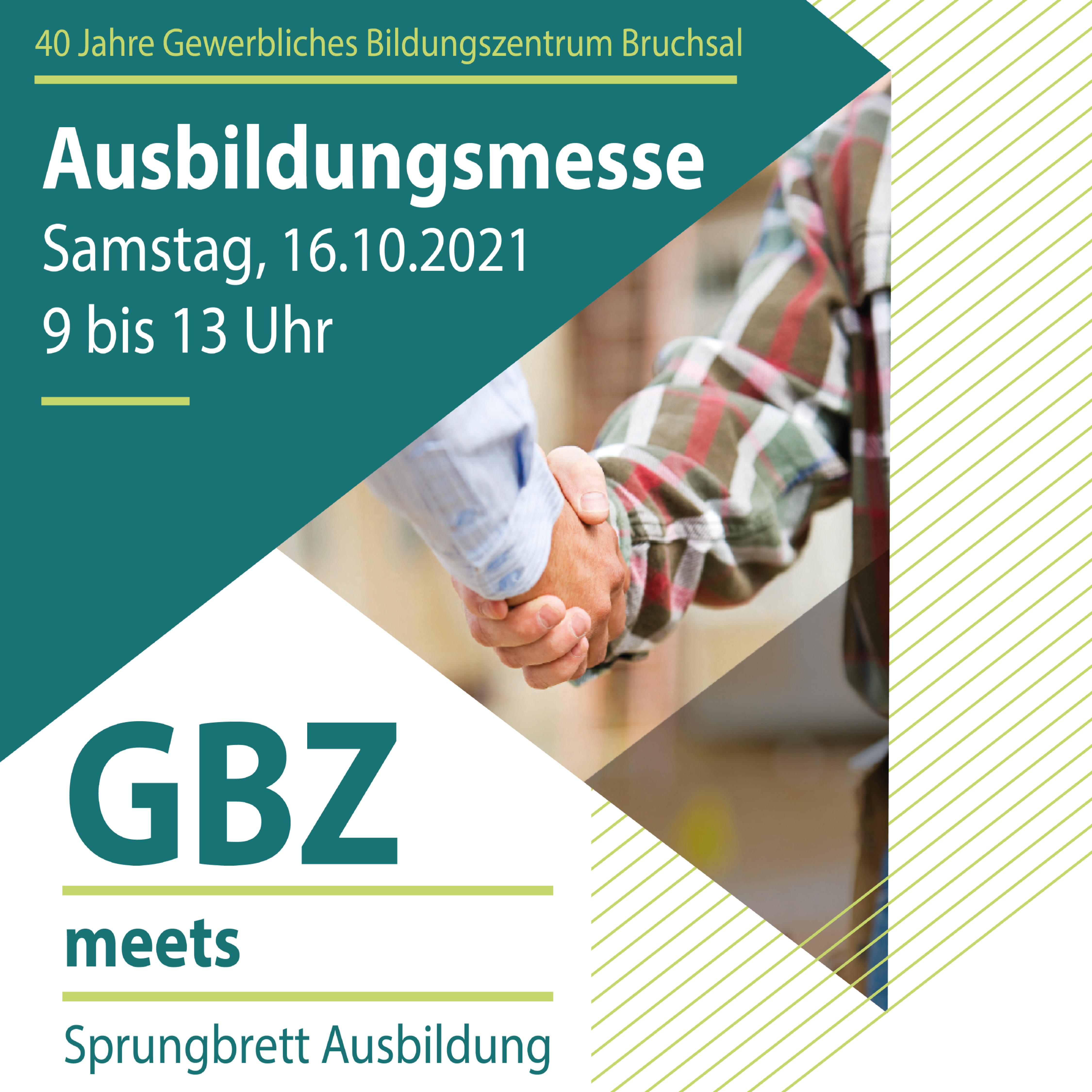 You are currently viewing Ausbildungsmesse GBZ meets Sprungbrett Ausbildung